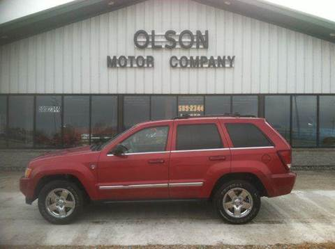 2005 Jeep Grand Cherokee for sale at Olson Motor Company in Morris MN