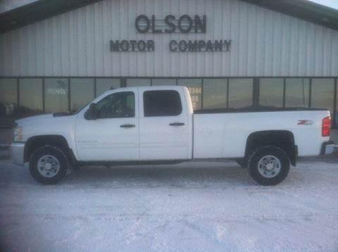 2009 Chevrolet Silverado 3500 for sale at Olson Motor Company in Morris MN