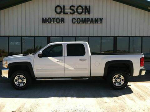 2008 Chevrolet Silverado 2500 for sale at Olson Motor Company in Morris MN