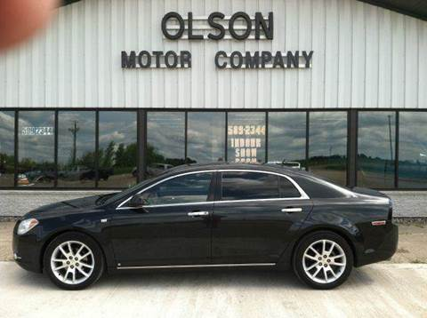 2008 Chevrolet Malibu for sale at Olson Motor Company in Morris MN