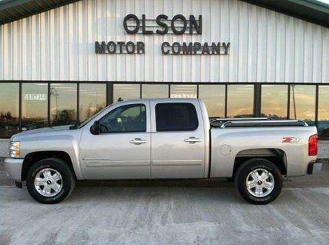 2008 Chevrolet Silverado 1500 for sale at Olson Motor Company in Morris MN
