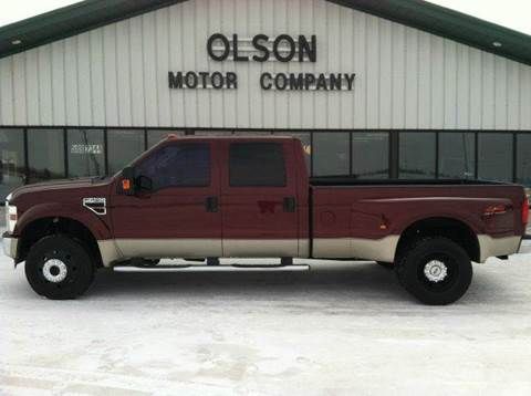 2008 Ford F-450 for sale at Olson Motor Company in Morris MN