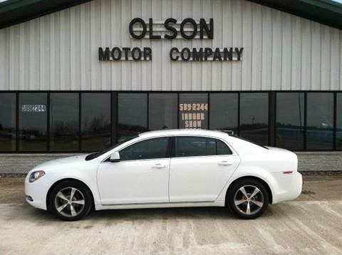 2011 Chevrolet Malibu for sale at Olson Motor Company in Morris MN