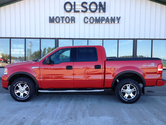 2004 Ford F-150 for sale at Olson Motor Company in Morris MN
