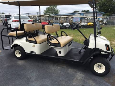 2015 Cushman Shuttle 6 Seater