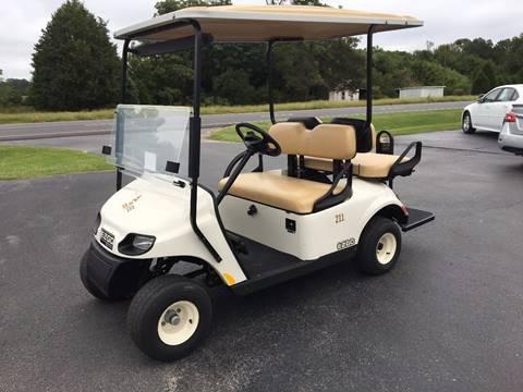 2015 E-Z-GO 2+2 Shuttle TXT golf cart for sale in Goldsboro, NC