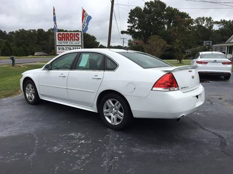 2013 Chevrolet Impala for sale in Goldsboro, NC