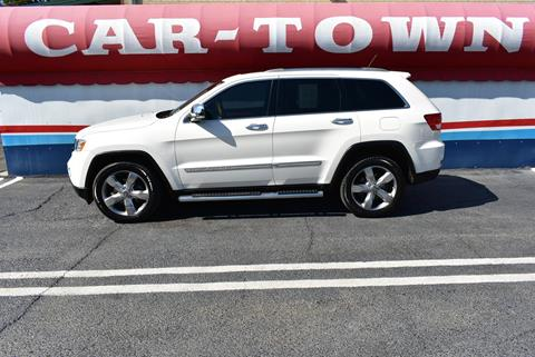 2012 Jeep Grand Cherokee for sale in Monroe, LA