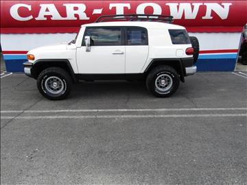 toyota fj cruiser for sale monroe la. Black Bedroom Furniture Sets. Home Design Ideas