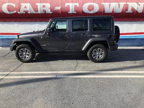 2016 Jeep Wrangler Unlimited for sale in Monroe, LA