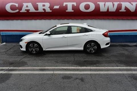 2018 Honda Civic for sale in Monroe, LA