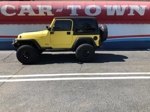 1998 Jeep Wrangler for sale in Monroe, LA