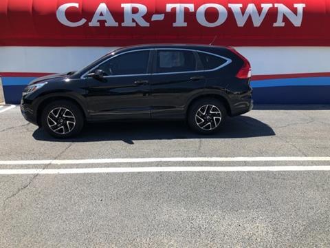 2016 Honda CR-V for sale in Monroe, LA