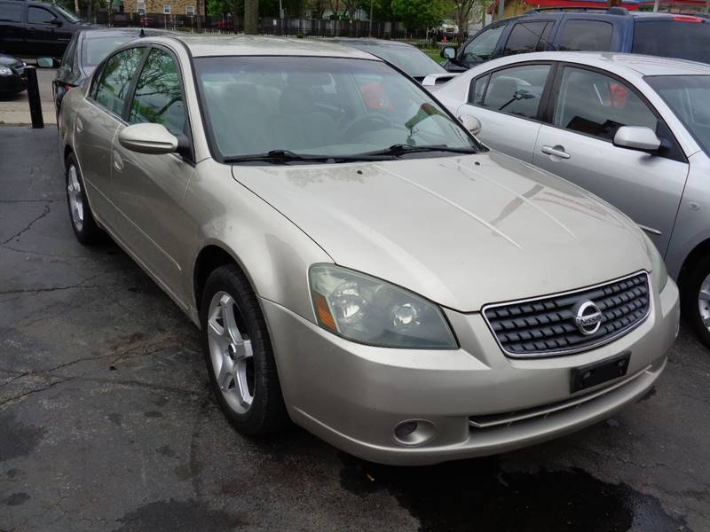 2005 Nissan Altima For Sale At Badger Auto Sales And Service Center In  Milwaukee WI