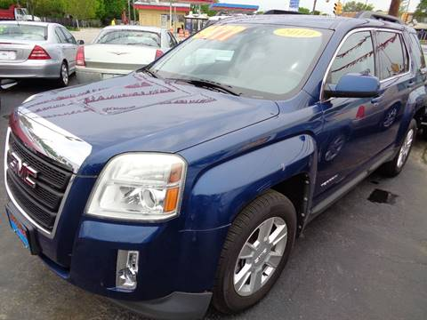 2010 GMC Terrain for sale in Milwaukee, WI