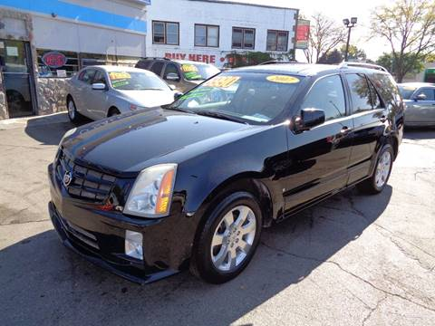 2007 Cadillac SRX for sale in Milwaukee, WI