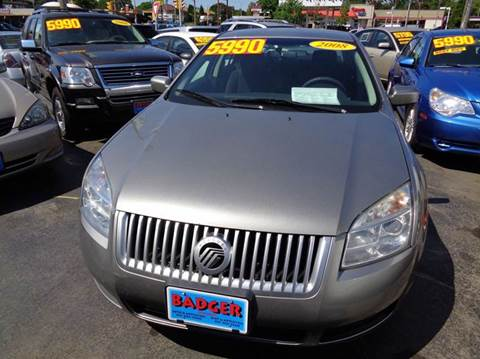 2008 Mercury Milan for sale in Milwaukee, WI