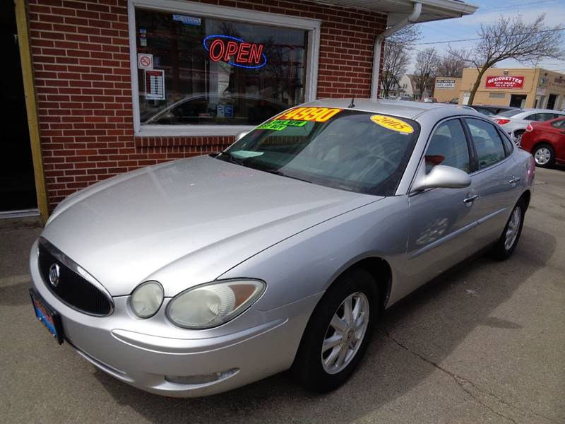 2005 buick lacrosse cx 4dr sedan in milwaukee wi badger. Black Bedroom Furniture Sets. Home Design Ideas