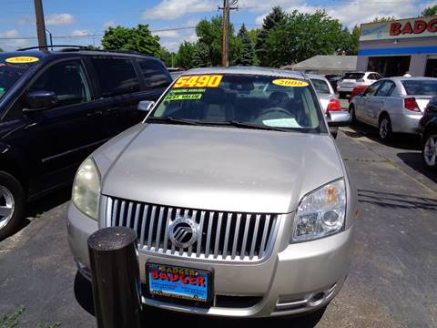 2008 Mercury Sable for sale in Milwaukee, WI