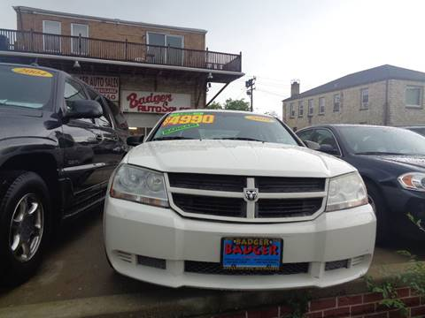 2008 Dodge Avenger for sale in Milwaukee, WI