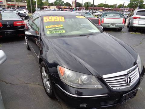 Acura RL For Sale in Wisconsin - Carsforsale.com