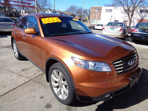 2003 Infiniti FX45 for sale in Milwaukee, WI