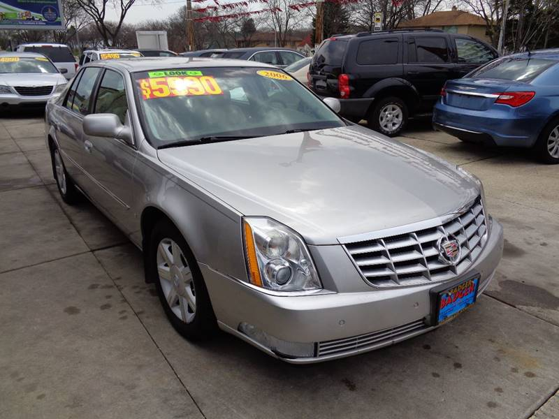 2006 cadillac dts luxury i in milwaukee wi badger auto sales and service center. Black Bedroom Furniture Sets. Home Design Ideas