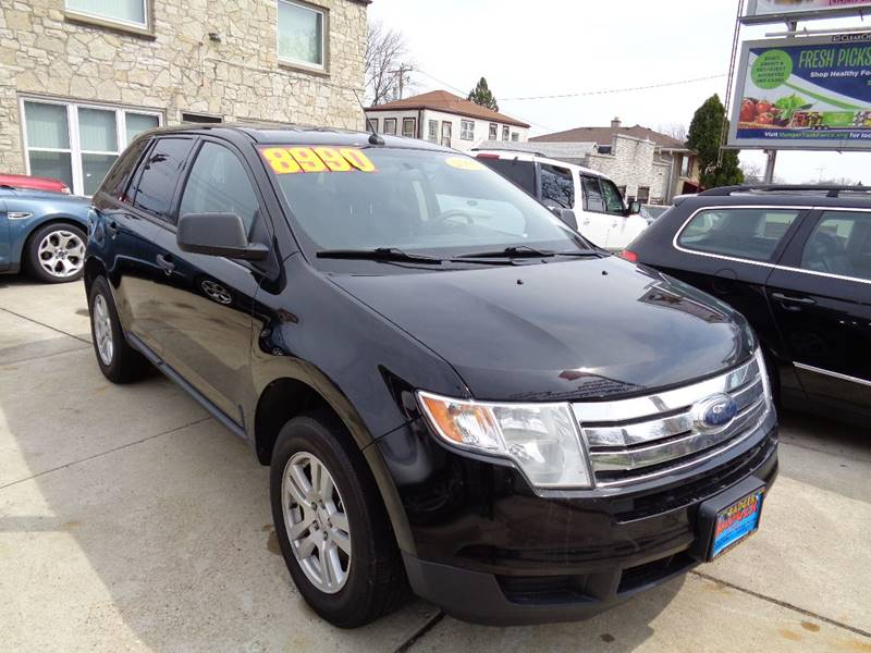 2009 ford edge in milwaukee wi badger auto sales and service center. Black Bedroom Furniture Sets. Home Design Ideas