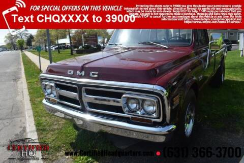 1970 GMC 2500 Pickups