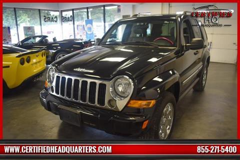 2005 Jeep Liberty for sale in St James, NY