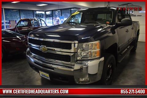 2010 Chevrolet Silverado 2500HD for sale in St James, NY