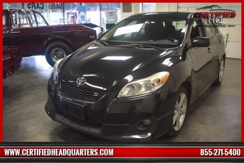 2009 Toyota Matrix for sale in St James, NY