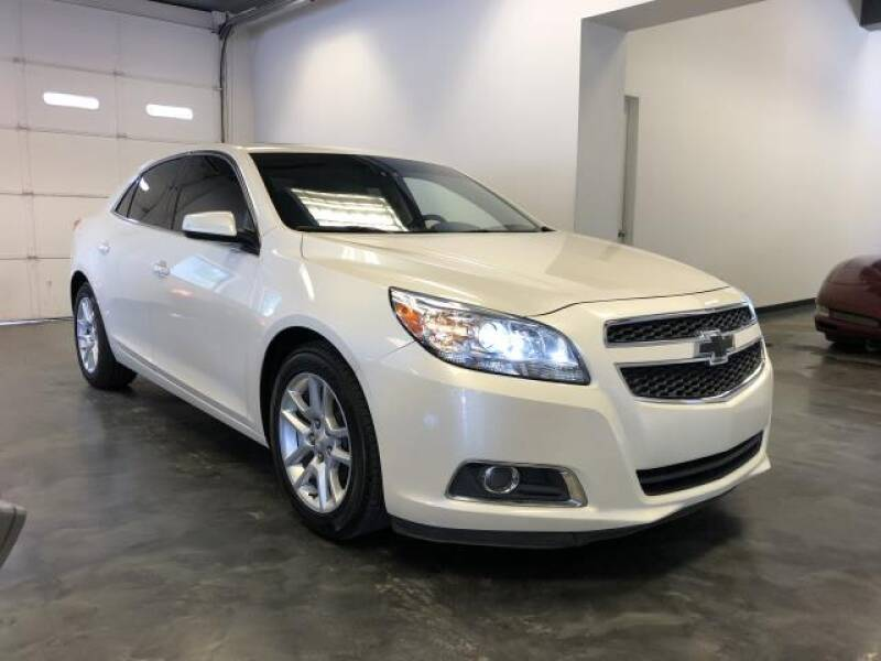 2013 Chevrolet Malibu Eco 4dr Sedan w/2SA - St James NY
