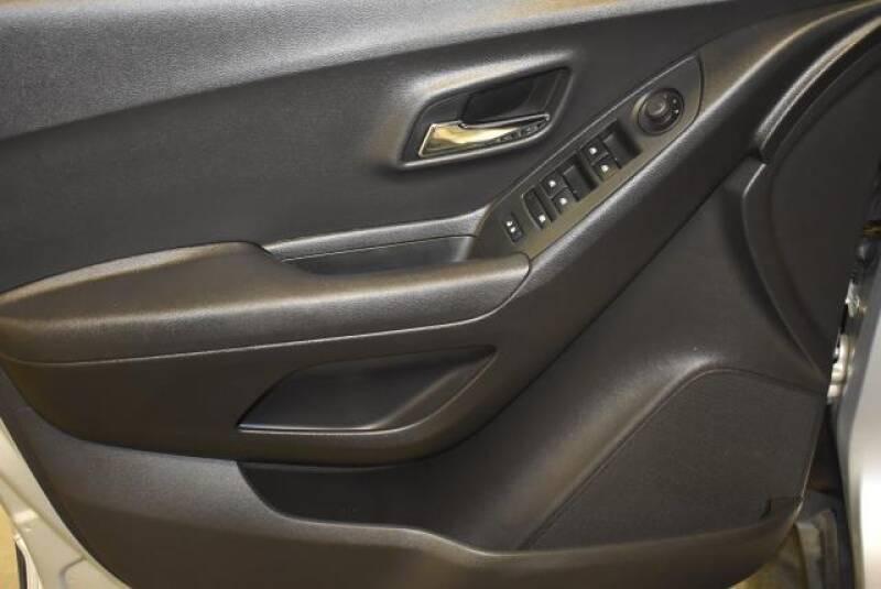 2018 Chevrolet Trax AWD LS 4dr Crossover - St James NY