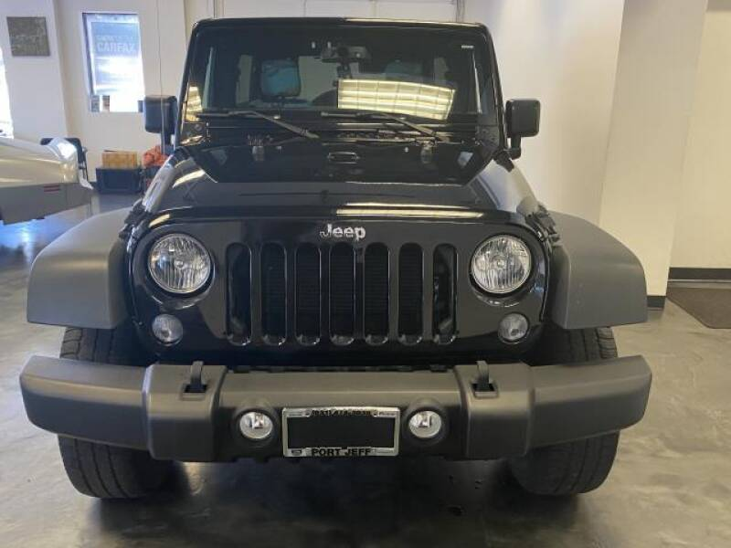2015 Jeep Wrangler Unlimited 4WD 4dr Sport - St James NY