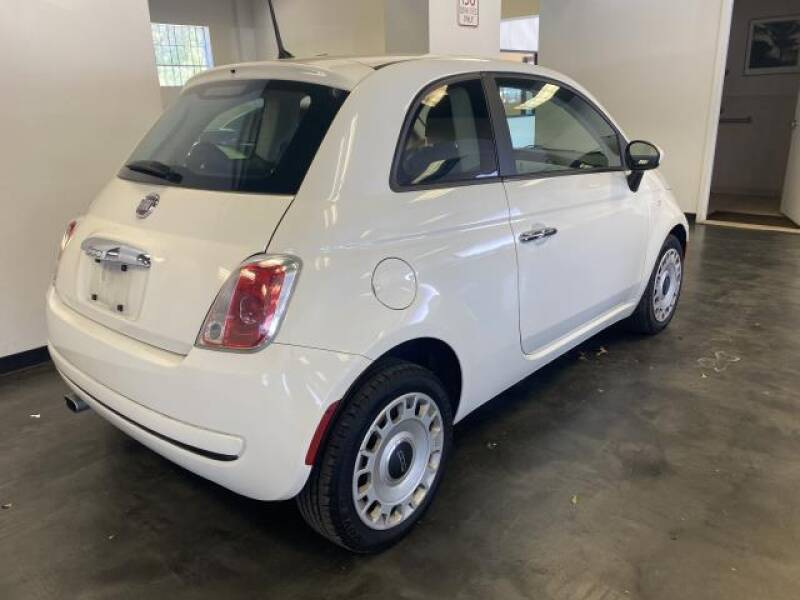 2012 FIAT 500 Pop 2dr Hatchback - St James NY