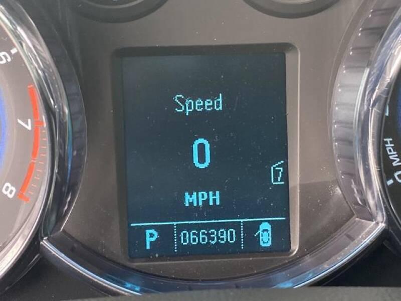 2011 Chevrolet Cruze LT 4dr Sedan w/1LT - St James NY