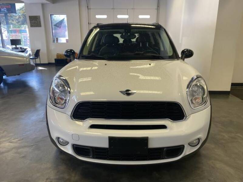 2013 MINI Countryman AWD Cooper S ALL4 4dr Crossover - St James NY