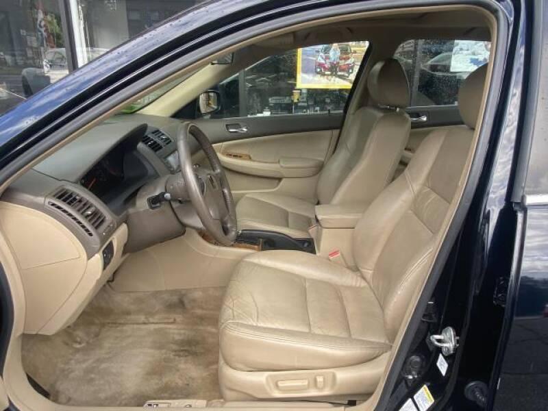 2003 Honda Accord EX V-6 4dr Sedan - St James NY