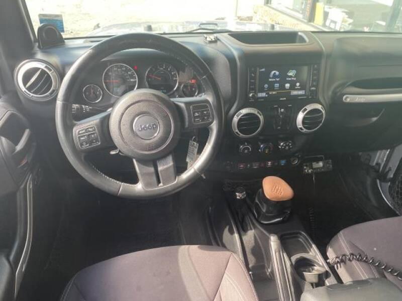 2014 Jeep Wrangler Unlimited 4WD 4dr Sahara - St James NY