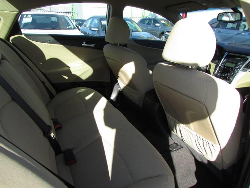 2013 Hyundai Sonata GLS 4dr Sedan - Las Vegas NV