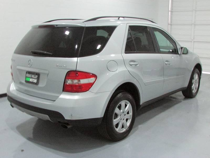 2007 Mercedes-Benz M-Class AWD ML 350 4MATIC 4dr SUV - Las Vegas NV