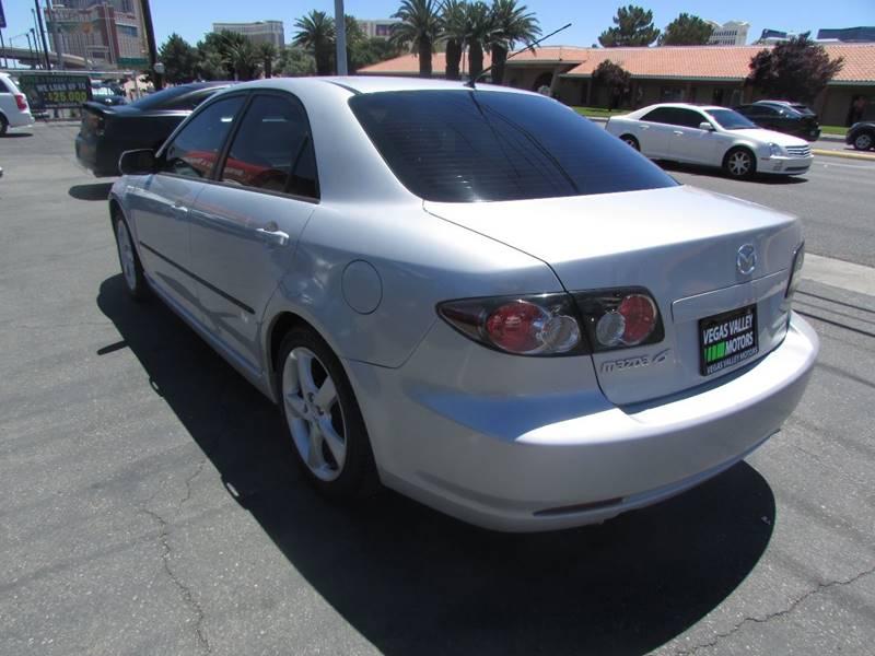 2007 Mazda MAZDA6 i Sport 4dr Sedan (2.3L I4 5A) - Las Vegas NV