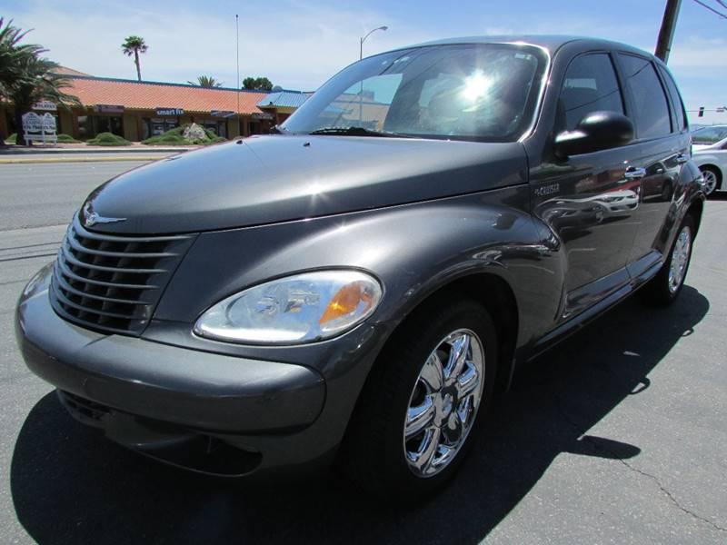2004 Chrysler PT Cruiser Touring Edition 4dr Wagon - Las Vegas NV