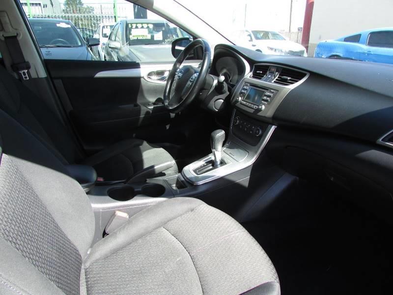 2013 Nissan Sentra S 4dr Sedan CVT - Las Vegas NV