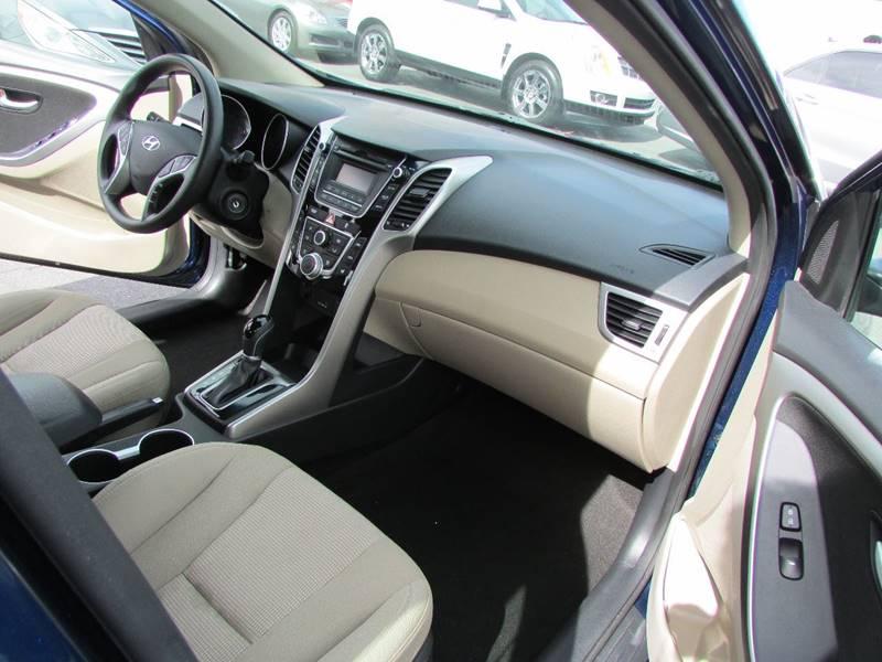 2013 Hyundai Elantra GT 4dr Hatchback - Las Vegas NV