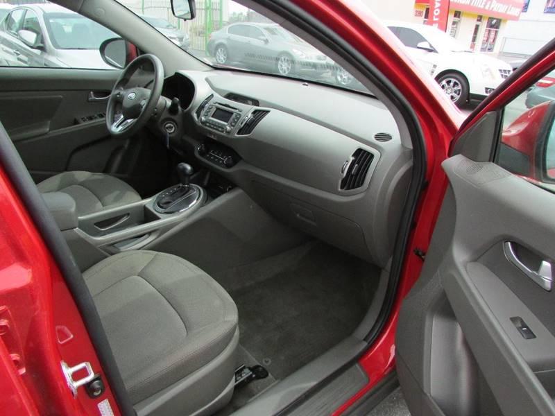 2012 Kia Sportage LX 4dr SUV - Las Vegas NV