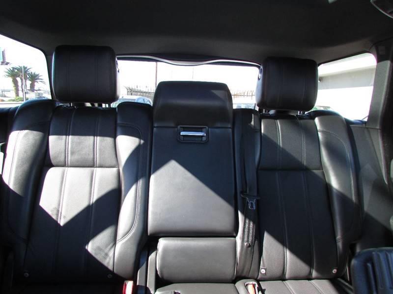 2014 Land Rover Range Rover 4x4 HSE 4dr SUV - Las Vegas NV