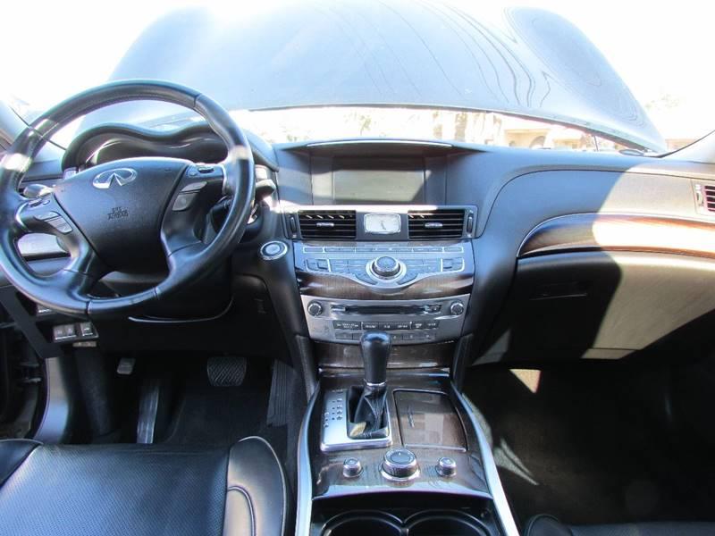 2012 Infiniti M35h 4dr Sedan - Las Vegas NV