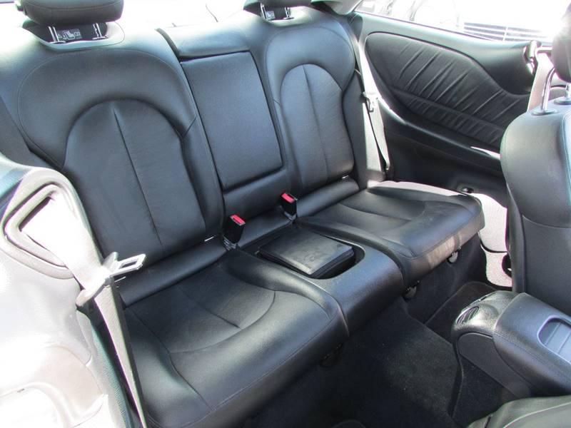 2006 Mercedes-Benz CLK CLK 500 2dr Coupe - Las Vegas NV